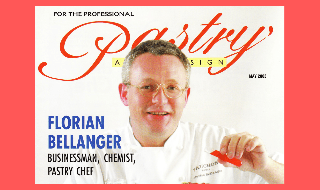 Pastry Art + Design May 2003 cover