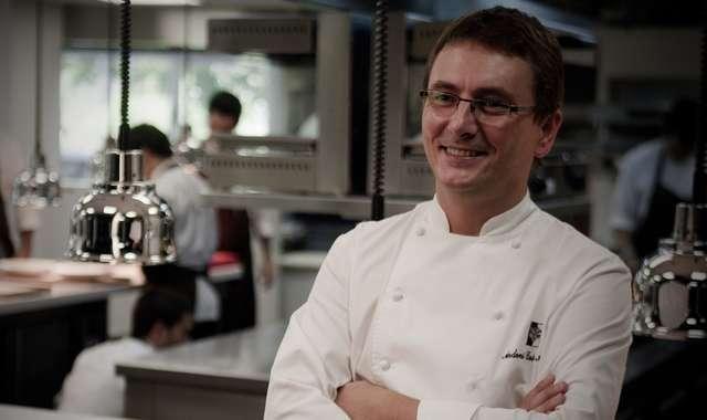 Chef Andoni Luis Aduriz (Photo by Oscar Oliva/Puntocolorao)