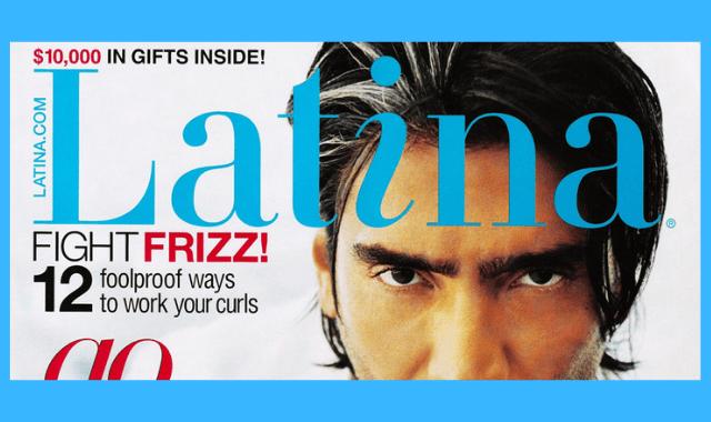 Latina Nov 2004 cover