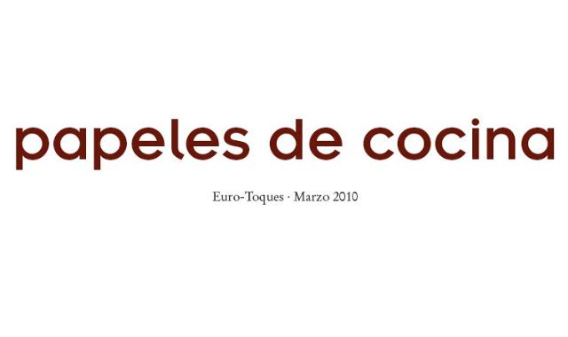 Papeles de Cocina logo