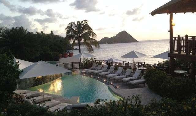 St Lucia's Cap Maison